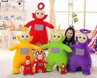 Teletubbies Po Tinky Winky Laa Dipsy Plush Dolls Soft Toy Baby Soft Kids Gift