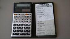 Calculatrice TANDY EC-4024