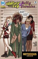 Harley and Ivy Meet Betty and Veronica #1 Variant DC 1st Print EXCELSIOR BIN +