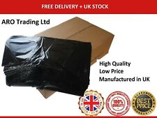 More details for cheap bin bags bin liners rubbish bags black opaque heavy duty