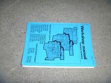 Volvo Penta TMD70C TAMD70B TAMD70C Diesel Engine Workshop Service Repair Manual
