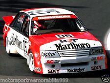 Peter Brock 1984 6x4 PHOTO PRINT V8 Supercars HOLDEN BATHURST Marlboro