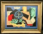 1940s French Still Life Construction Oil Painting ------ Fernand LEGER 1881-1955