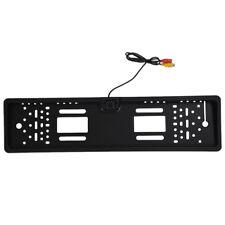 Porta targa con Telecamera Wired impermeabile Visione notturna 170 ° auto C2X2