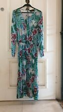 Beautiful Dejuba Floral Dress. Size 12.