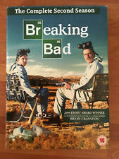 Breaking Bad DVD - The Complete Second Season