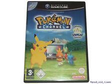 ## Pokémon Channel DEUTSCH Nintendo GameCube Spiel // GC & Wii - TOP ## Pokemon