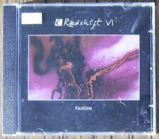 REDSHIFT VI Faultline CD (2004) Distant Sun DS03 Mark Shreeve