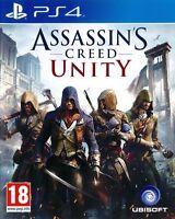 Assassin's Creed Unity PS4 - totalmente in italiano