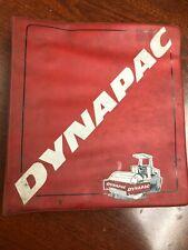 Dynapac Model Cc 10 Parts Manual Diesel Engine Vibratory Asphalt Roller