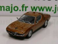 IT11G VOITURE 1/43 IXO déagostini russe dream cars : ALFA ROMEO Montréal coupé