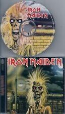 CD de musique rock hard rock iron maiden