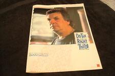 Do The Right Thing Oscar ad Danny Aiello & My Left Foot, Cinema Paradiso