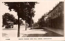 Doncaster. South Parade & Hall Cross # S 3528 by WHS Kingsway. Tram.