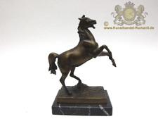 Arabian Liebhaber Stallion Bronze Skulptur Unterzeichnet Statue Reiter Figur T Buy Now Bronze