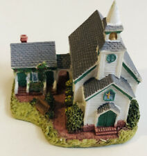 Vintage Liberty Falls Pioneer Church Ah108 1996 Collectible!