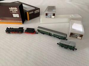 Z-Scale Train