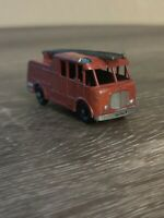 Vintage Matchbox Lesney No. 9c Merryweather Marquis Fire Engine