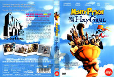 Monty Python and the Holy Grail (1975) - Terry Gilliam, Graham Chapman  DVD NEW
