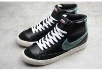 Nike Blazer Mid Vintage 77 Reptile Snake Blue UK 10 US 11 Eu 45 Af1 OG 💯🔥