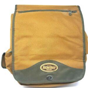 Original Bucket Boss Brand Messenger Tool Bag Contractor Briefcase Bag