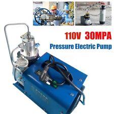 110V 30Mpa Electric Compressor Pump PCP Electric Air Pump/ High Pressure System