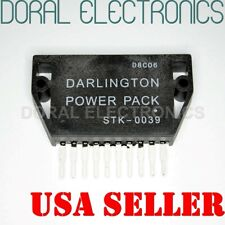 STK0039 Free Shipping US SELLER Integrated Circuit IC Darlington Power Pack
