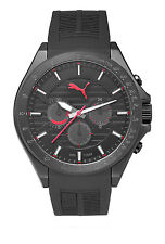 Puma Forward Chrono Black red PU 104021001 Chronograph