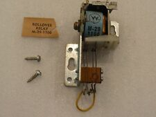 DOODLE BUG WILLIAMS '71 PINBALL MACHINE PLAYFIELD ROLLOVER RELAY M-29-1100 COIL!