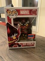 Red Goblin NYCC Shared Exclusive Funko Pop New