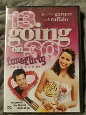 13 Going on 30 DVD, 2006, Fun & Flirty Edition NEW SEALED