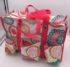 Defects Thirty One Zip-top Tote  Handbags Citrus medallion pattern Metro bag