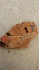 """Vintage MACGREGOR MSB Pro Model Natural Pocket Right Handed 12.5"""" Softball Glove"""