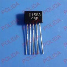 1PCS Audio Transistor MITSUBISHI SIP-5 2SC1583 C1583
