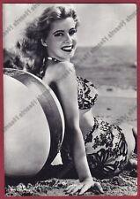 GLORIA DeHAVEN 06 ATTRICE ACTRESS ACTRICE CINEMA MOVIE Cartolina FOT viagg  1953