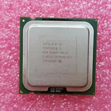 Intel Pentium D 2.8GHz 2M 800MHz Sockel Socket LGA 775 CPU Processor