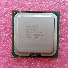 Intel Pentium D 2.8GHz 2M 800MHz Sockel Socket LGA 775 CPU Processor