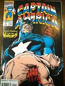 **VERY RARE** Captain America #1 NM/M - Marvel Comics (check out the pictures)