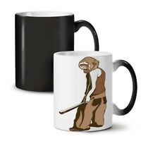 Monkey Man NEW Colour Changing Tea Coffee Mug 11 oz | Wellcoda