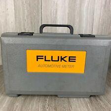 Fluke Md 88 Automotive Meter Set With Spark Plug Cable Amp Case