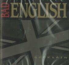 Bad English - Backlash ( CD 2014 ) NEW / SEALED