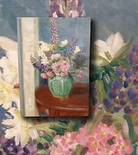 Natura morta fiori ALFRED STREUBEL ( 1861 Chemnitz) orig. Pittura olio Artprice>