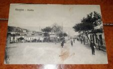 CARTOLINA MESSINA QUARTIERE GIOSTRA FP VG NEL 1917 ANIMATA