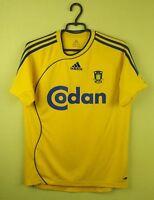 Brøndby IF jersey shirt 2006/2008 Home adidas football soccer size S