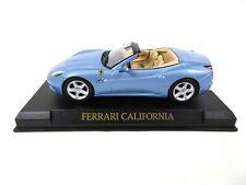 Ferrari California Cabrio Blu 1:43 Ixo//Altaya modello di auto