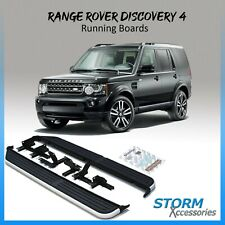 BRAND NEW AFTERMARKET RUNNING BOARDS / SIDE STEPS FOR LAND ROVER DISCOVERY 4