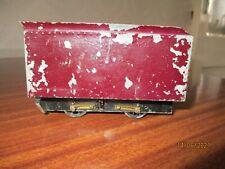 More details for hand made tender part finished  not sure what gauge model railway steam? ooak