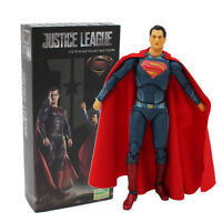 Crazy Toys Justice League Superman PVC Action Figure Collectible Model Toy