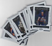 10-11 2010-11 PLAYOFF CONTENDERS LEGENDARY - FINISH YOUR SET LOW SHIPPING RATE