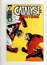 CATALYST AGENTS OF CHANGE  - DARK HORSE COMIC - # 4 - MAY 1994  - VG